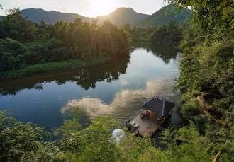 Hintok River Camp at Hellfire Pass, Kanchanaburi, Thailand - save 43%
