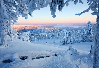 Incredible Lapland Arctic experience with snowy activities, Levi Hotel Spa, Finland - save 23%