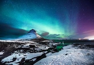 Unforgettable Iceland Northern Lights break with optional tours, CenterHotel Skjaldbreid, Reykjavik - save 33%