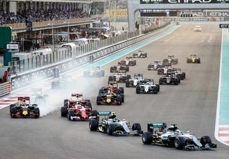 Exciting Abu Dhabi break with F1 Grand Prix tickets, City Seasons Al Hamra Abu Dhabi, UAE - save 30%