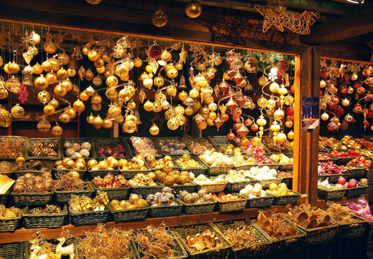 christmas market - Vienna Christmas Market