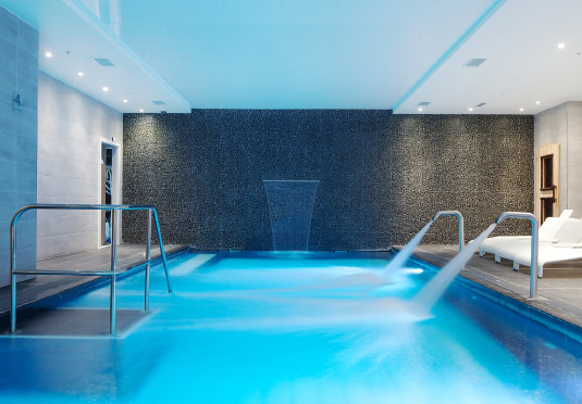 Spa day at the club spa save up to 60 on luxury for 6 salon birmingham