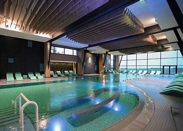 Hotel Les Bains De Cabourg, France