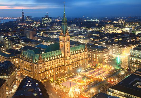 Grand City Hotel Hamburg