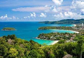 Inspiring Thailand city, culture & beach holiday, Bangkok, Chiang Mai & Phuket - save 24%