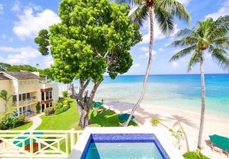 Boutique Barbados getaway with ocean views, Treasure Beach by Elegant Hotels, Caribbean - save 40%