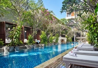 Jambuluwuk Oceano Seminyak, Bali, Indonesia - save 59%