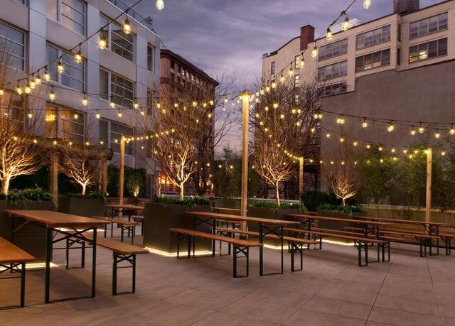 Hip Downtown Brooklyn Base Near Barclays Centre