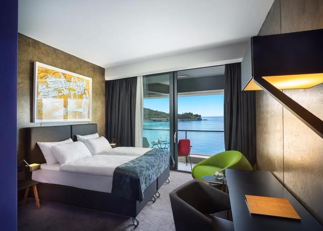 Designhotel an der kroatischen riviera sparen sie bis zu for Design hotel kroatien