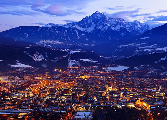 austrian alps winter break save up to 60 on luxury. Black Bedroom Furniture Sets. Home Design Ideas