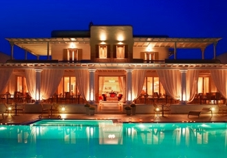 5* boutique Mykonos holiday with sea views, La Residence, Greece - save 36%