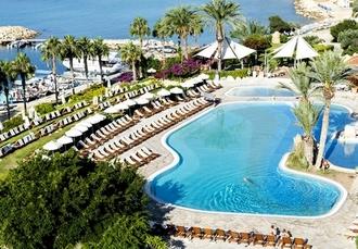 Coral Beach Hotel & Resort, Paphos, Cyprus - save 40%