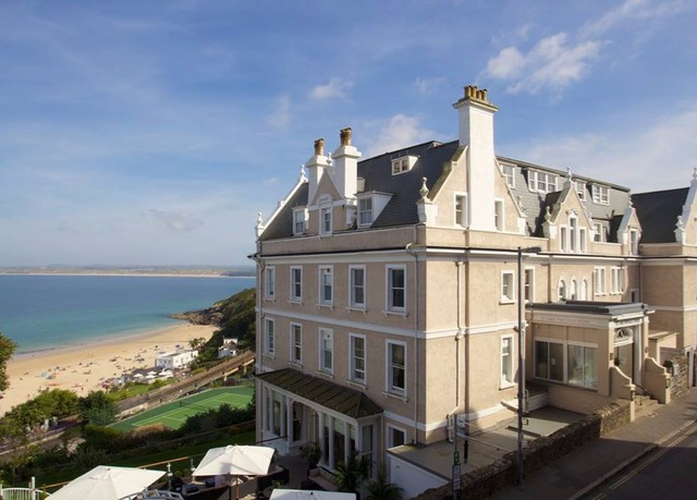 St Ives Harbour Hotel Cornwall