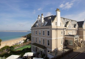 St Ives Harbour Hotel & Spa, St Ives, Cornwall - save 51%