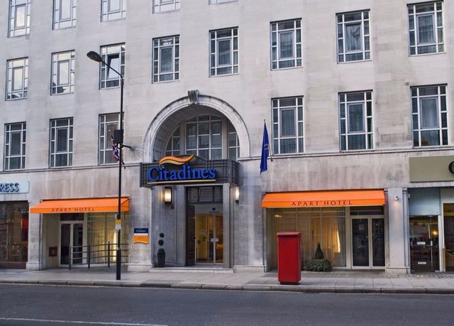 Citadines holborn save up to 60 on luxury travel for London appart hotel