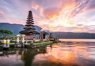 Exceptional Bali break, With three unique stays on the Indonesian island - save 31%