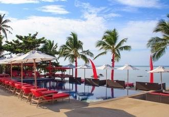 Beach Republic, Koh Samui, Thailand - save 68%