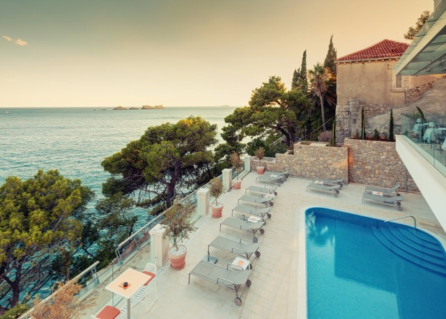 Stylish Dubrovnik holiday with dazzling sea views
