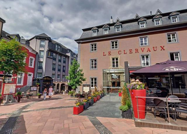 Le clervaux boutique and design hotel sparen sie bis zu for Designhotel luxemburg