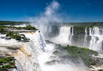 Sensational Argentina tour with epic Iguazu Falls visit, Buenos Aires, El Calafate & Iguazu Falls - save 36%