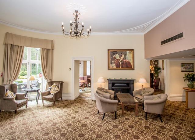 Mercure Brandon Hall Hotel And Spa Coventry Warwickshire Uk
