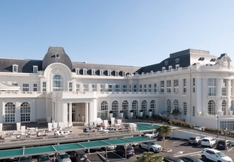 Cures Marines Trouville Hotel Thalasso & Spa - MGallery by Sofitel, Trouville-sur-Mer, France - save 35%