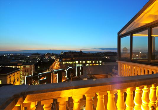 Hotel Romanico Palace Rome Italy