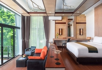 Exceptionally luxurious Thailand beach break & city stay, Luxury hotels in Koh Phangan & Bangkok - save 30%
