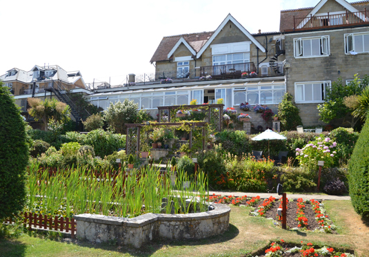 Luccombe Hall Hotel Isle Of Wight