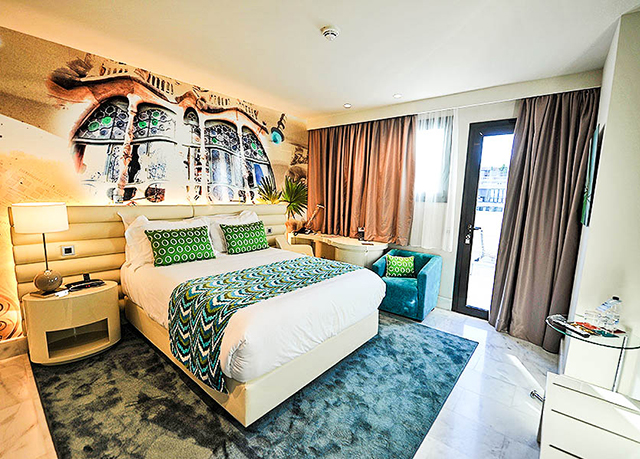 Hotel Indigo Barcelona - Plaza Catalunya 4*