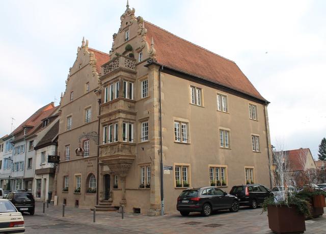 Hotel Restaurant La Couronne Ensisheim