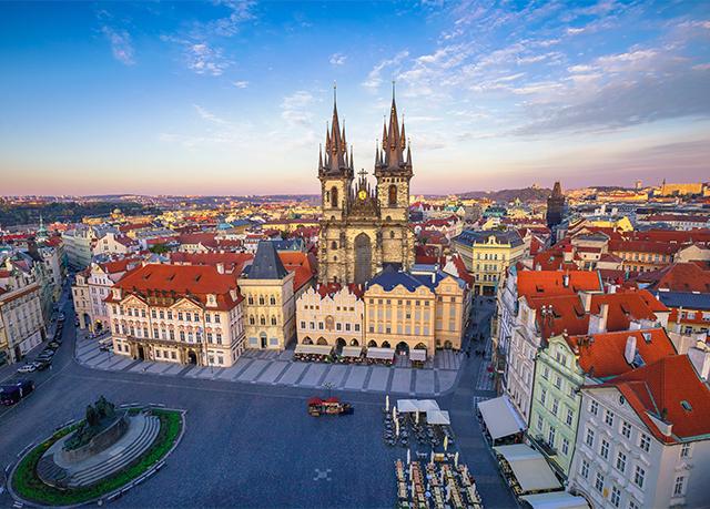Enchanting prague break at a modern hotel save up to 60 for Designhotel elephant prague 1 czech republic