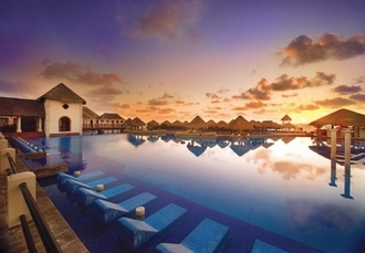 Luxury all-inclusive Mexico beach holiday, Now Sapphire Riviera Cancun, Yucatán Peninsula - save 40%