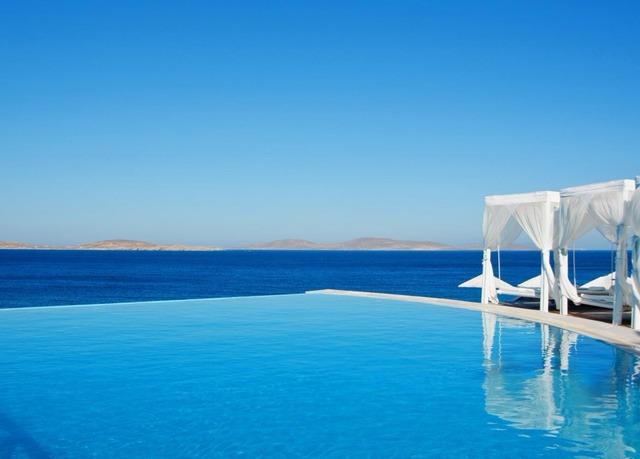 Best Island Beaches For Partying Mykonos St Barts: 5* Mykonos Break At A Private Beach Resort