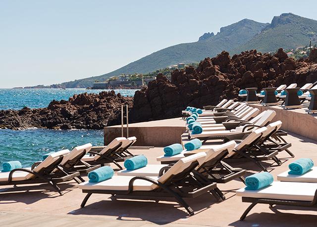 Tiara Miramar Beach Hôtel & Spa 5*