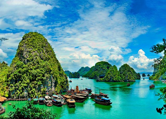 einzigartige vietnam rundreise mit badeurlaub sparen sie. Black Bedroom Furniture Sets. Home Design Ideas