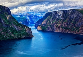 Norway city & fjord summer holiday with train travel, Oslo, Balestrand & Bergen, with a scenic Sognefjord cruise - save 30%