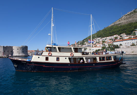 Dalmatian Coast Cruise  Save Up To 70 On Luxury Travel  CONDE NAST TRAVELL