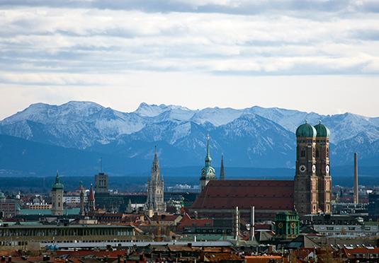City Hotel Munich