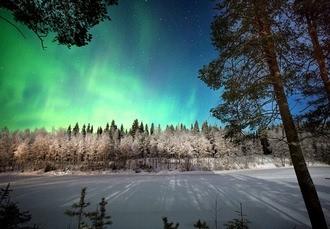 Epic private island Lapland adventure with Northern Lights, Hotel Vartiosaari, Finland - save 35%