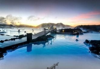 Iceland summer wellness break with incredible tours, CenterHotel Midgardur, Reykjavik - save 49%