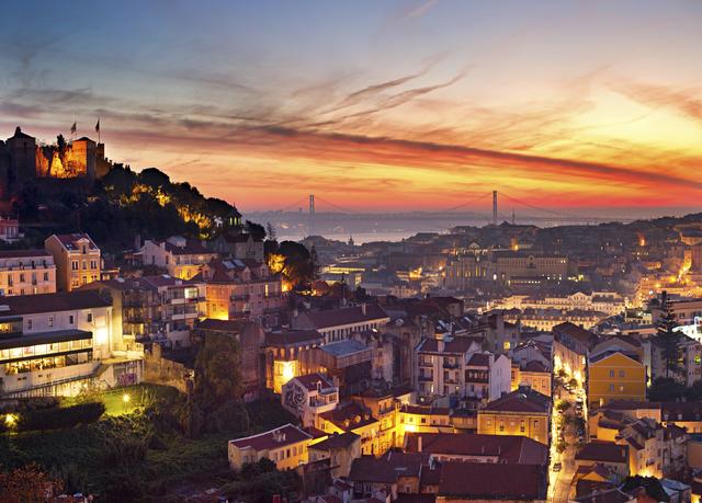 2 à 14 nuits à Lisbonne avec vols inclus