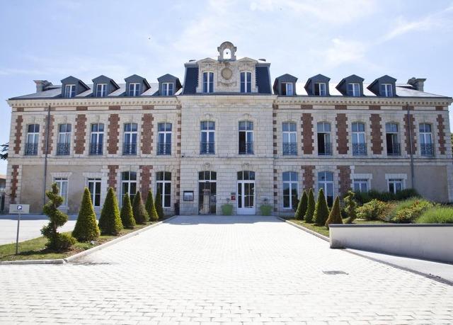 Hôtel et Spa du Château 4*
