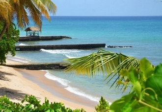All-inclusive Tobago escape with ocean views, Tropikist Beach Hotel & Resort, Crown Point - save 50%