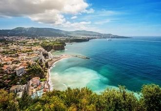 Sublime Sorrento break with sea views, Hotel Piccolo Paradiso, Italy - save 43%