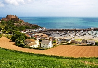 Relaxing Jersey break with car hire, Beachcombers Hotel, Channel Islands - save 33%