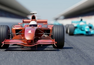Thrilling British Grand Prix break, A choice of hotels in Great Malvern, Worcestershire - save 24%