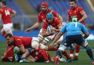 Rome break with Six Nations Italy vs Wales rugby tickets, Crowne Plaza Rome - St. Peter