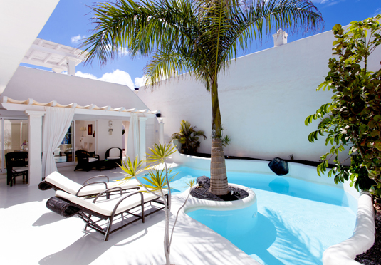 Villas In Canaries With Private Pool