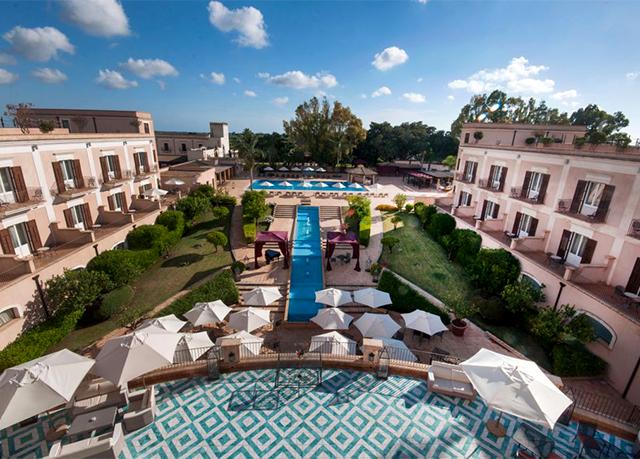 Hotel Spa Mazara Del Vallo